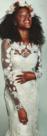 30 Beautiful Wedding Hairstyles For Afri