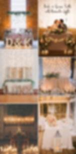Sweetheart-bride-and-groom-wedding-table