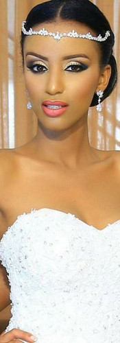 34 Superb African American Wedding Hairs