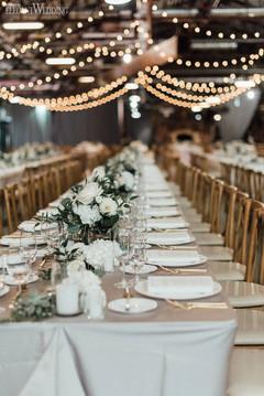 White & Grey Organic Wedding Inspiration