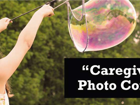 CAL Photo Competition 'Caregiving is …' [Winners Revealed]