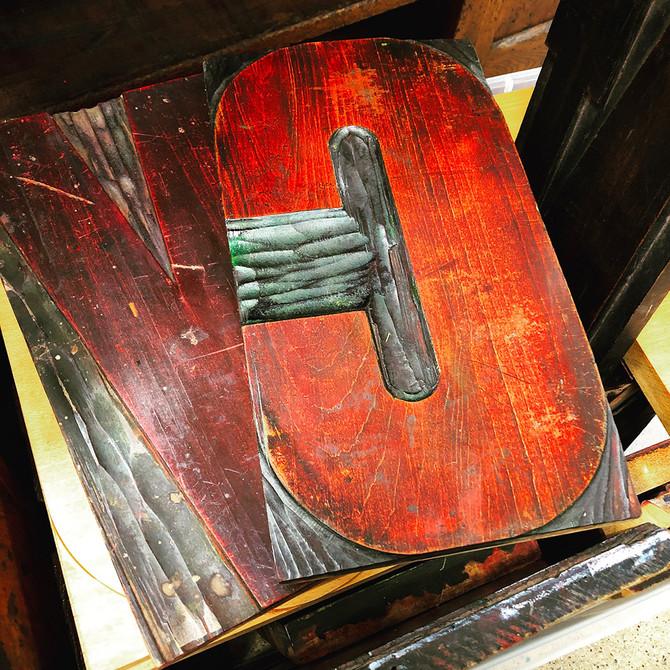 Napkin Art Studio + Letterpress