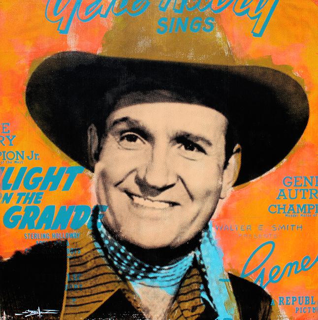 Gene Autry (Cowboy Movie)