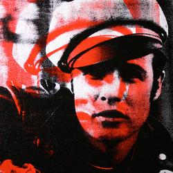 Double Brando II (Silver & Red)