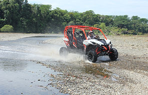 Off Road Manuel Antonio