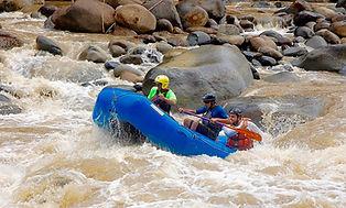 Rafting Manuel Antonio
