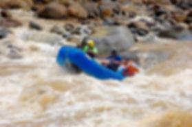 Jaco Rafting Naranjo River Chorro Section