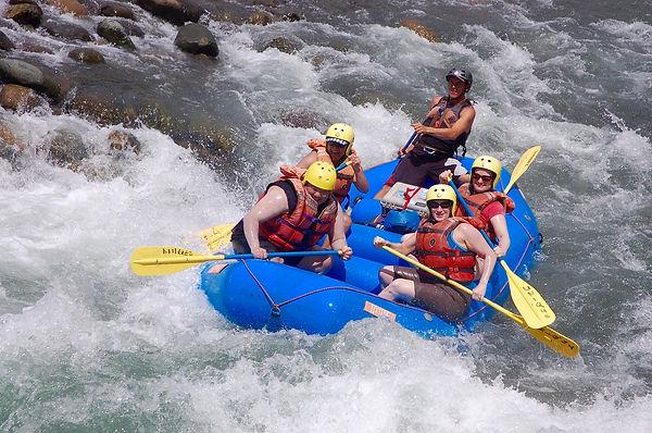 Jaco Rafting white water rafting