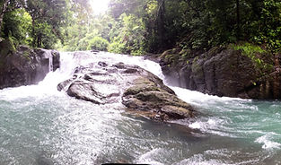 waterfalls Manuel Antonio Coastal Highlights