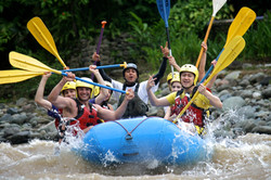 Rafting-Uvita