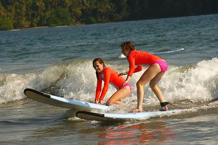 Surf Lessons Manuel Antonio - Group Specials - Monkey Tour