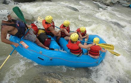 Jaco Rafting Naranjo River