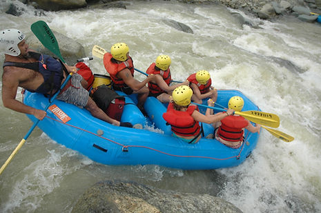 Jaco Rafting Naranjo River Adventure