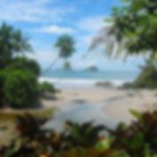 Hiking Manuel Antonio Coastal Hike