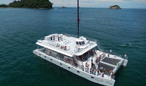 Catamaran Manuel Antonio - Group Specials - Best Price