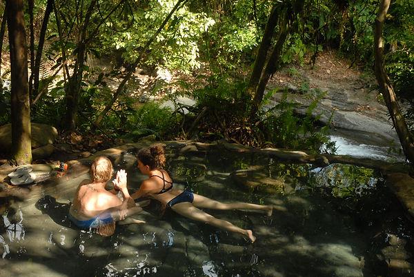 Jaco Rafting Hot Springs Adventure