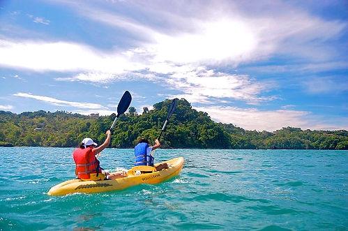 Jaco Rafting Ocean Kayak