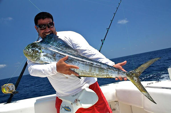 Jaco Rafting Sport Fishing