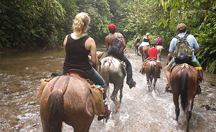 orse Back Riding Manuel Antonio