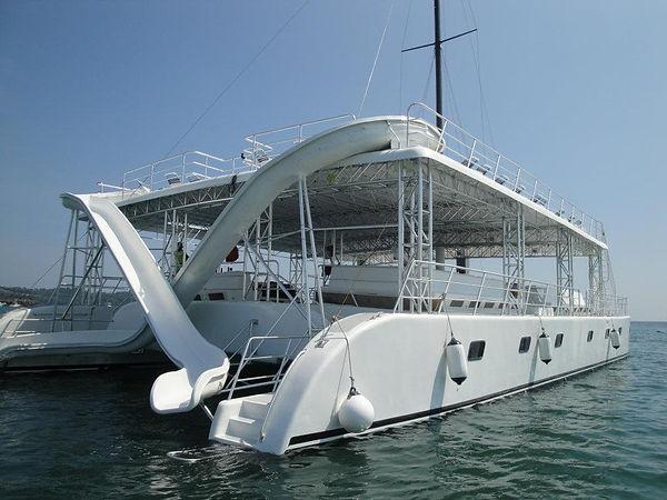 Jaco Rafting Catamaran Adventure