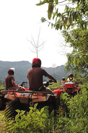 Jaco Rafting ATV Adventure