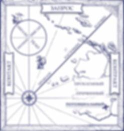 Карта оознавания