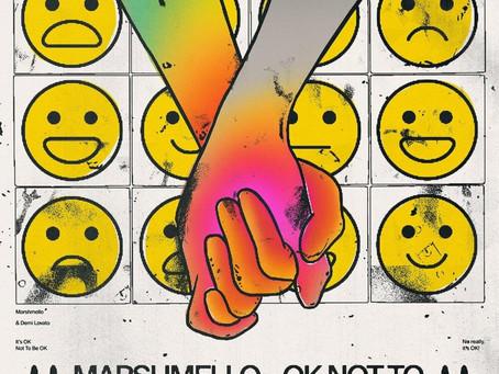 It's Ok Not to Be Ok: This Week In Pop Music, A Conversation on Mental Health