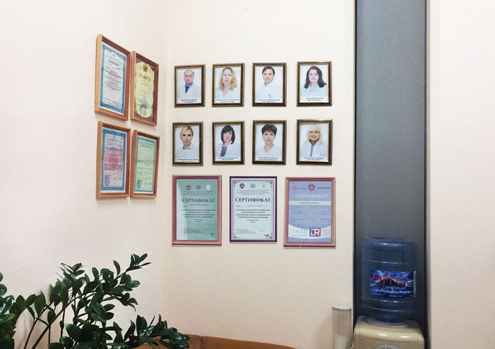 Стоматология Крамос, Доктора клиники