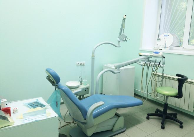 Стоматология Крамос кабинет