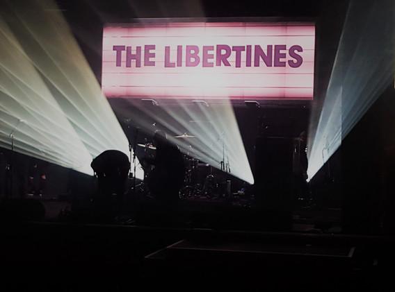 The Libertines Shepperds Bush
