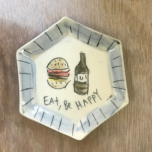 Lil Hex Eat, Be Happy Dish