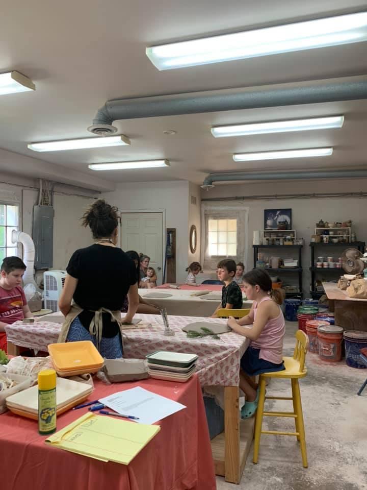 Ceramic Workshop for Kids