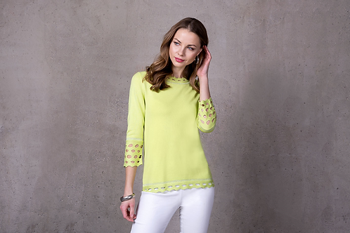 Passioni Lime Top