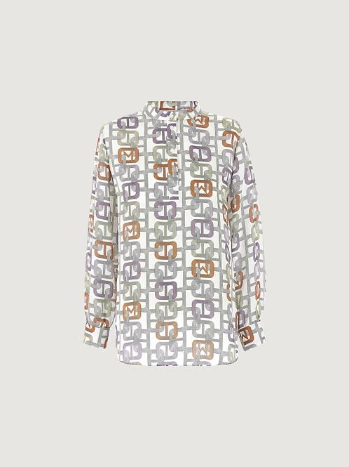 Spagna Marella Pattern Shirt