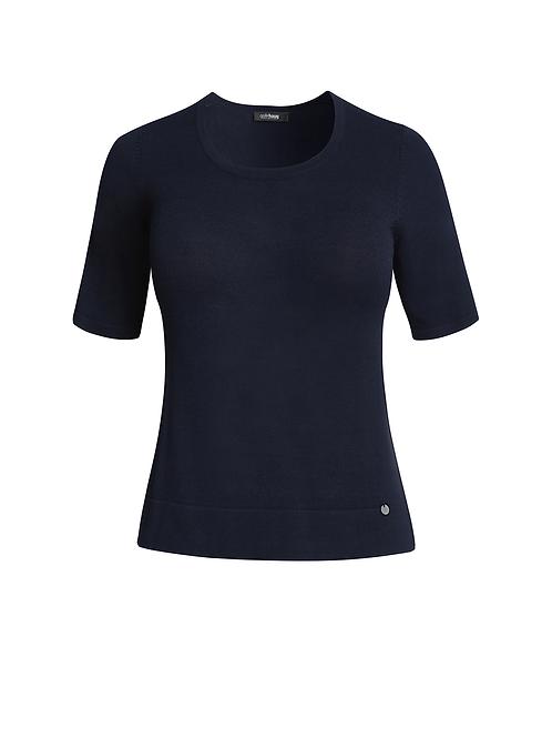 Gollehaug Navy T-Shirt