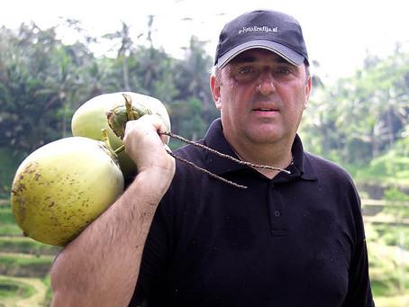 Kokos - Odlična pijača in hrana za popotnika