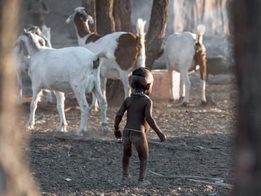 Poročena pri dveh letih - spoznanja iz FotoPOTEPov Namibija