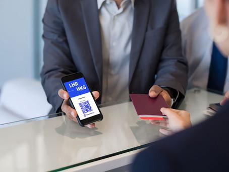 IATA - Zdravstveni potni list