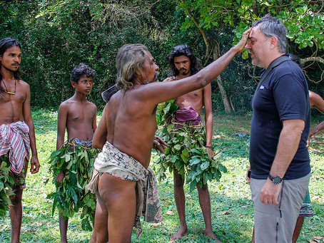 Ljudstvo Vede - Šrilanka