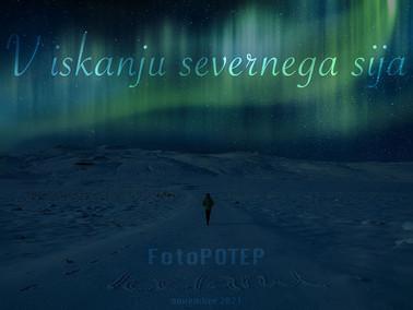 Islandija FotoPOTEP - V iskanju in fotografiranju severnega sija