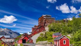 Kennecott rudnik bakra - Aljaska FotoPOTEP