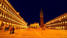 Benetke - med trajanjem in propadom