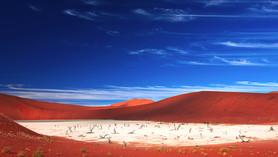 Dolina Deadvlei - Namibija