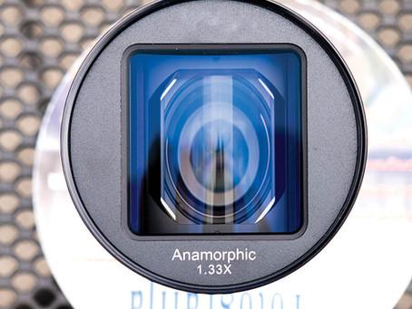 Anamorfni objektiv - Holivudski pogled
