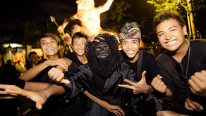 Nyepi - dan, ko se Bali izklopi