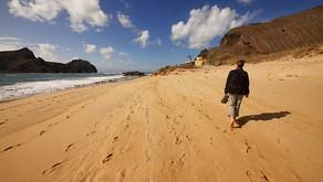 Porto Santo Portugalska - Otok za sprostitev