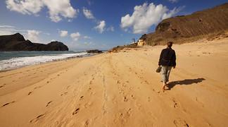 Porto Santo - Portugalska / Otok za sprostitev