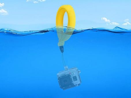 Držalo (trak) za podvodne kamere