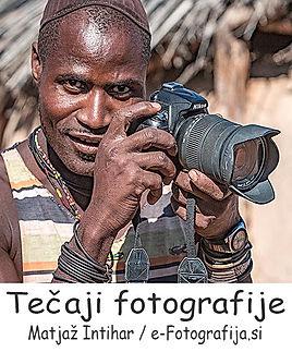 tečaji fotografije