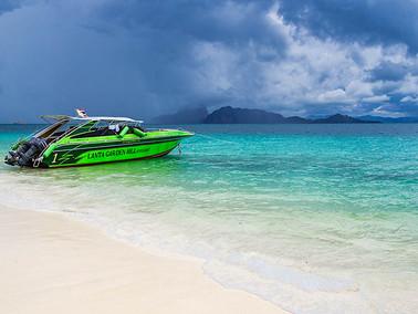 Hitri čolni (speed boat) / FotoPOTEP Tajska